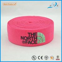 China Elastic Hot-sale Fashionable Silicone Elastic Band with Trademark on sale