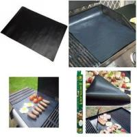 China BBQ Grill Mats -100% Non-stick, Easy To Clean And Reusable- 15.75 X 13 - (Set Of 2) on sale