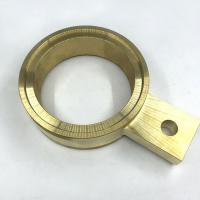 China Rapid CNC Turning Precision Brass Fittings on sale