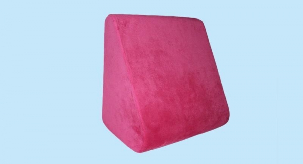 Buy Lumbar support Memory Foam Wedge Pillow Triangle Pillow at wholesale prices