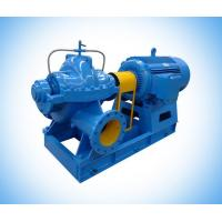 China TPOW Horizontal & Vertical Axial Split Case Double Suction Volute Centrifugal Pump on sale