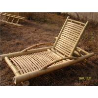 China High Quality Natural Color Folding Bamboo Chair with Cheap Price on sale