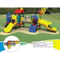 2017 Latest Competitive Price Playground Equipment Children Plasitc Outdoor Playground Used in Park