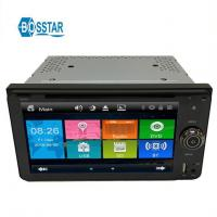 China 6.95inch Toyota Universal Car DVD Video Stereo Audio Player BST-6955 with Touch Screen on sale
