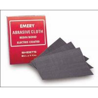 China ABRASIVES 9X11 EMERY CLOTH SHEETS on sale