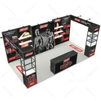 Best 3m x 6m Portable Trade Show Expo Displays, Display Stand, Logo Printing Carpet wholesale
