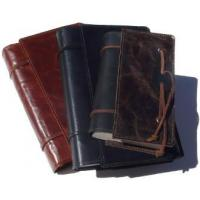 China Book and Bible Covers Adjustable Leather Book Cover on sale