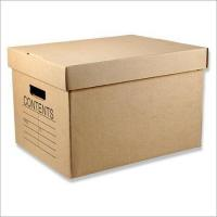 China Corrugated Boxes for Storage on sale