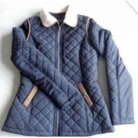 China LZ52201 Ladies' polyfill woven coat on sale