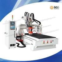 Quality Auto Tool Changer Woodwofking CNC Center with Hsd Drill and Saw for sale