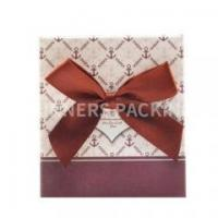 China Customized Paper Box Packaging/Gift Cardboard Box With Ribbon/Small Paper Gift Boxes on sale
