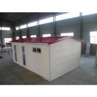 China Durable Light Steel Structure House , Prefab Homes For Vacation on sale