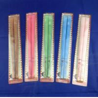 Aroma ear candle with plastic box packing