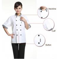 China Work uniform hotel and restaurant chef uniform on sale