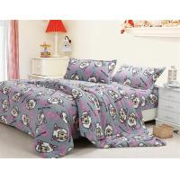 China coral fleece cover set on sale