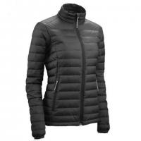Quality Women 100%polyester Down Jacket Black Jacket Womens Winter Coats for sale