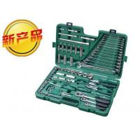 China Set Product Name:100pc 1/4x3/8x1/2 Dr. Tool Set on sale