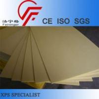 Quality XPS Extruded Floor Insulation Foam Board for Floor Mat or Basement for sale