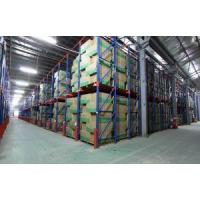 Best Drive-In Pallet Racks High Density Heavy Duty Racking System wholesale
