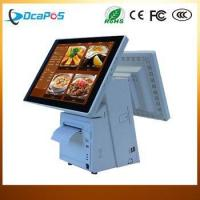 15 Inch Touch Dual Screen All in one Touch Screen POS System/Cash Register