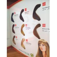 China China Hair dye hair color chart on sale