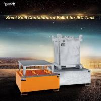 Best Steel Spill Containment Pallet for IBC Tank wholesale