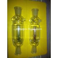 Best Glass smoking pipe clean glass pipe honey straw with 14mm joint glass water pipe wholesale
