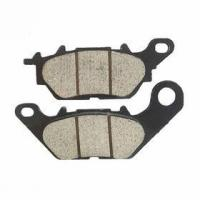 China Low price motorcycle brake pad for YAMAHA-YW125Y on sale
