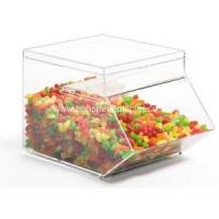 China Stackable Clear Acrylic Candy Display Cabinet on sale