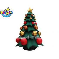 Best Inflatable christmas model SW-XM018 Inflatable christmas decoration wholesale