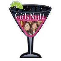 China Malden Girls Night Out Martini Glass Picture Frame on sale
