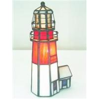 Quality TLC00016 many type tiffany Lighthouse series desktop decoration table lamp for sale