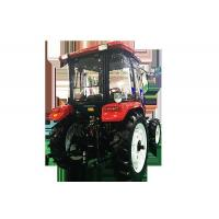 China 70HP 4WD Tractor With Cabin on sale