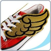 China Embroidered Badge Embroidery Decoration For Shoes on sale