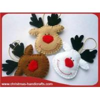 Best Hand felted wool Christmas ornaments wholesale