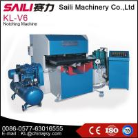 Quality KL-V6 Notching Machine for sale