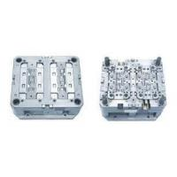 High Precise Household Multi Cavity Double Injection Mold Steel S50C Mold Base
