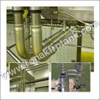 Industrial Plastic Piping