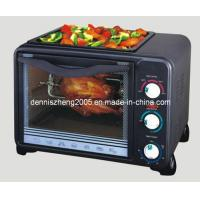 China Electric Toaster Oven/Broiler with BBQ and Rotisserie, 18L Capacity Trade Terms:FOB on sale