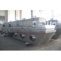 China Drying equipment ZLG series vibrating fluidized bed drier on sale