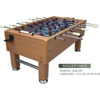 Buy cheap Good Quality MDF Soccer Table from wholesalers