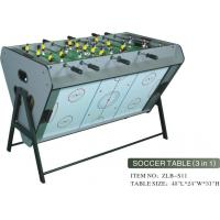 Buy cheap 3 In 1 Rotating Soccer Table from wholesalers