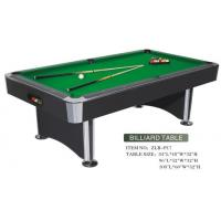 Best Quality MDF Billiard Table wholesale