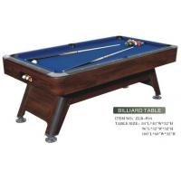 Best MDF Billiard Table-7FT, 8FT, 9FT wholesale