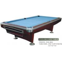 Best Hot Sale Robust Billiard Table wholesale
