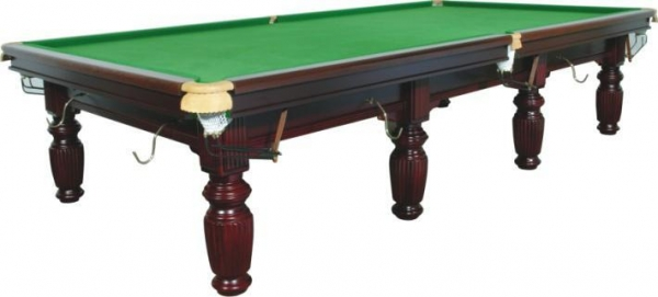 Buy High Quality Solid Wood And Slate Billiard Table at wholesale prices