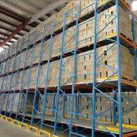 China Pallet Flow Racking on sale