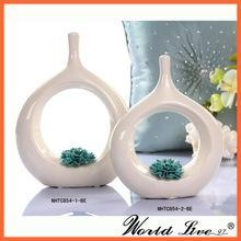 Buy NHTC854 Abstract Ceramic Craft for home decorating at wholesale prices