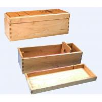 Quality wooden wine box for sale