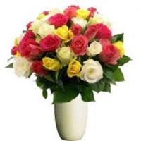 Buy cheap Valentine's Day Beautiful Bunch Of Mixed Roses.No.17 send flower to australia sy from wholesalers